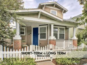 short term vs long term